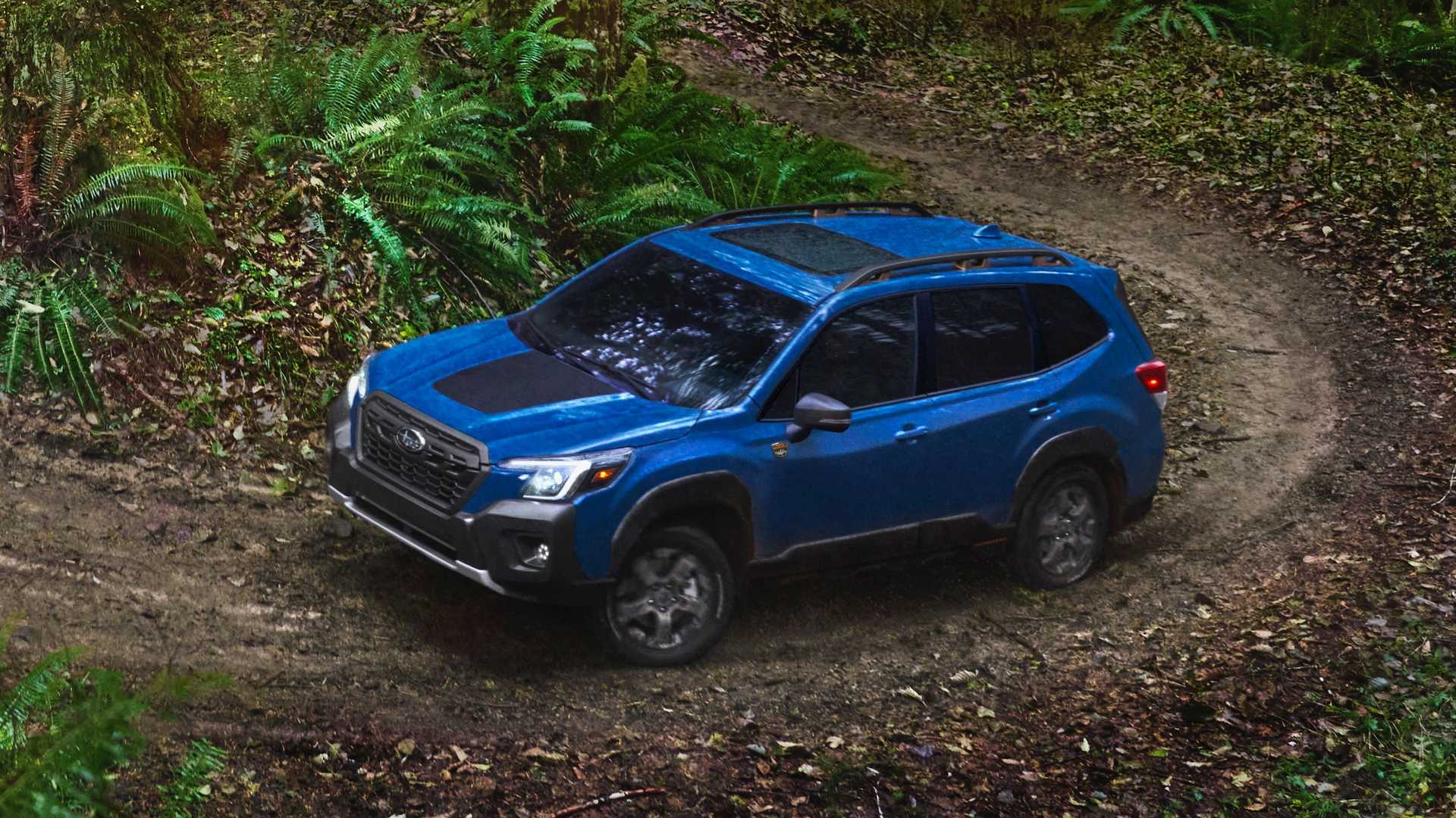 A Forester That Can Actually Tackle The Forest: Subaru Shows Off The All-New 2022 Subaru Forester Wilderness