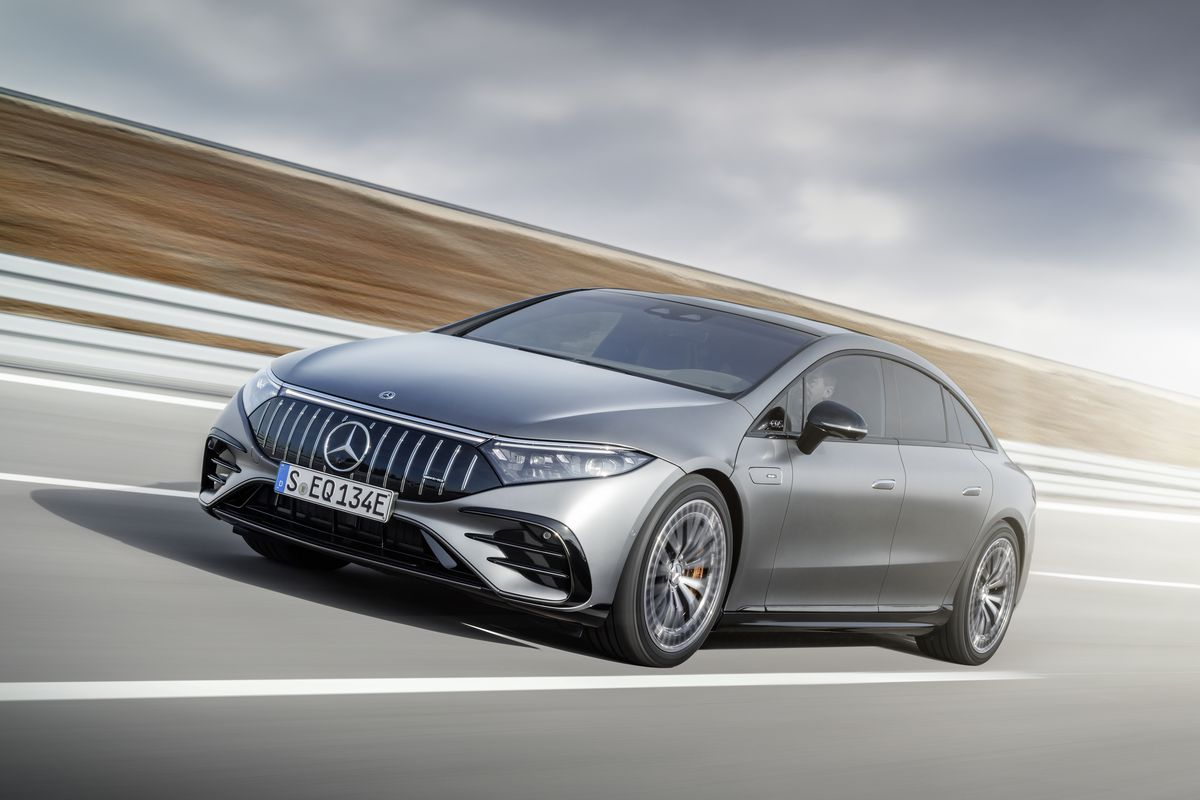 Mercedes-Benz Chooses Electrons Over V8s: The Horsepower Did Not Leave The Building, It Just Got Quieter