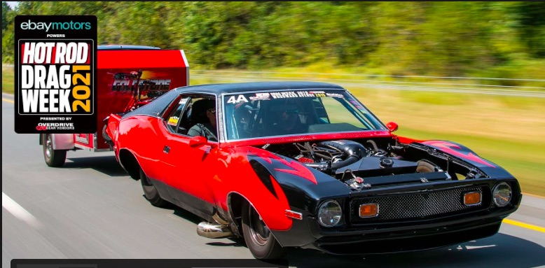Watch Hot Rod Drag Week 2021 HERE! Live Streaming Coverage Of Day 3 As The Action Continues