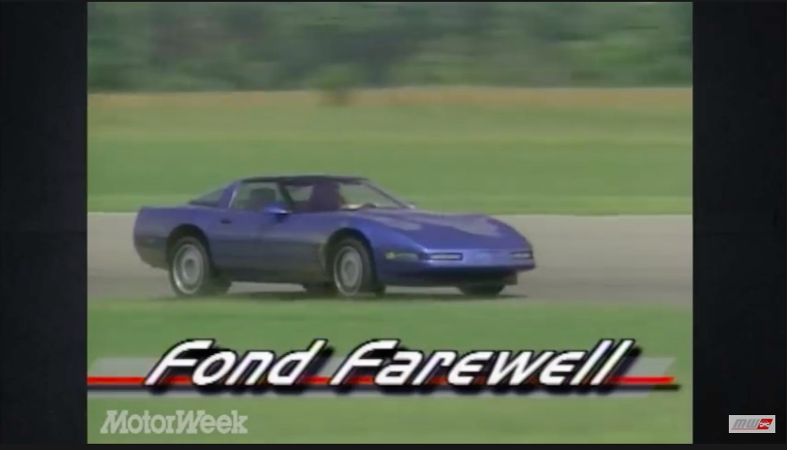 End Of The Line: This Video Review of The 1995 Corvette ZR-1 Shows The Pinnacle Version Of The Hot 'Vette