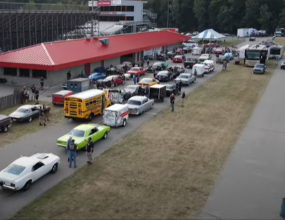 1320 Video Drag Week Highlights: Day 0 Tech, Testing, And More.