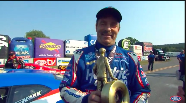 Fantastic Finals: Here's Video of Tommy Johnson Jr, Greg Anderson, Billy Torrence and Steve Johnson Winning Maple Grove!