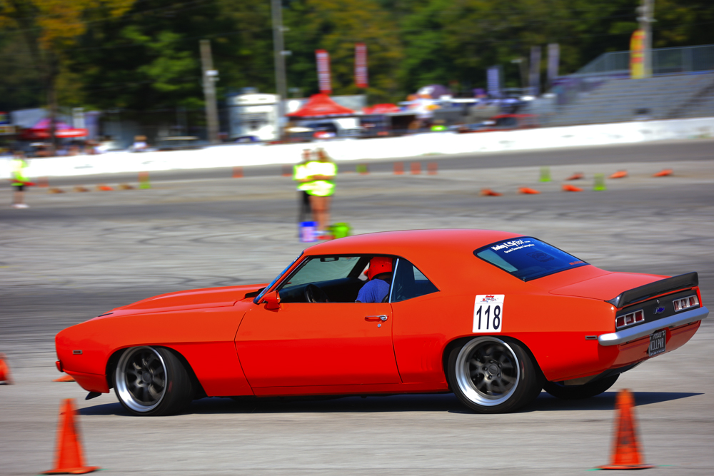 LSFest 2021 Photos: Corner Carvers Attack The Track During Holley's LSFest In Bowling Green