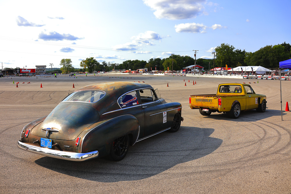 LSFest 2021 Photos: Watch These Pro Touring Machines Throw Themselves Around The Course