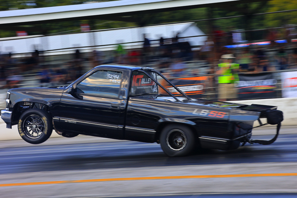 LSFest 2021 Photo Coverage: Awesome Wheels Up Drag Racing From LSFest 2021 In Bowling Green!