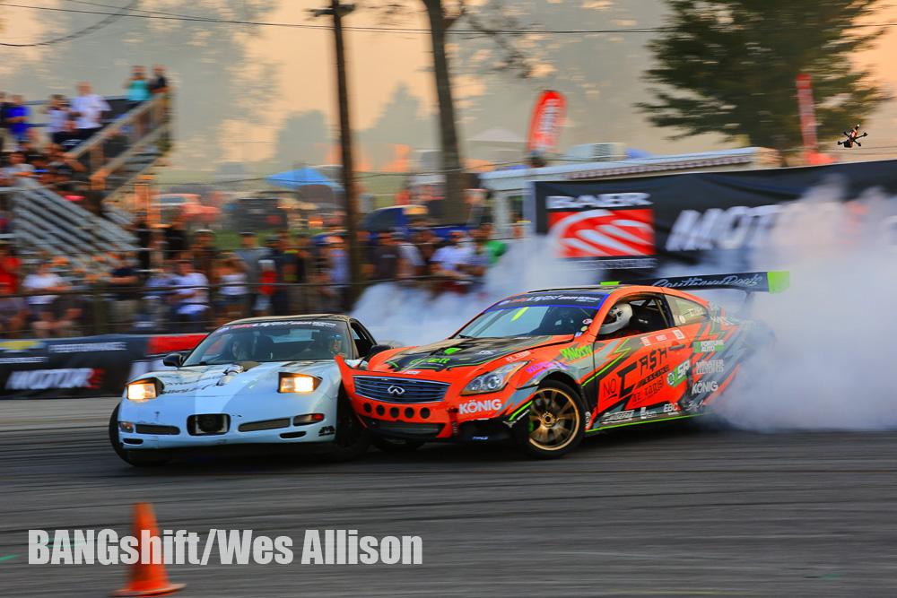 LSFest 2021 Photos: Sideways, Tire Smoking, Wall Rubbing Drifting Action!