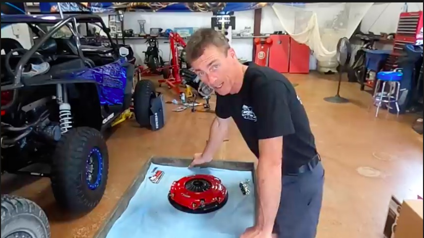 Clutch Performance: Clay Millican Takes You Through A McLeod Clutch Install On The Back Of His Gen III Hemi Project