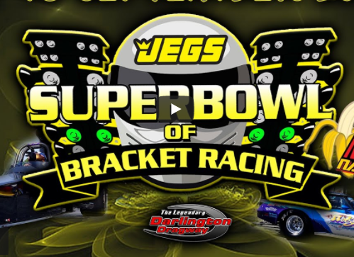 FREE LIVESTREAM! The JEG'S Superbowl Of Bracket Racing Is On! More Than $600K On The Line!