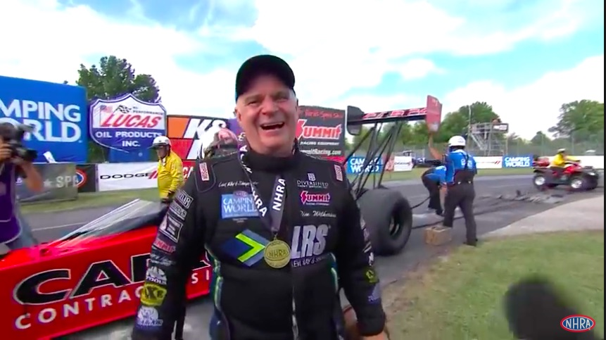 Wilkerson, Enders, Torrence, and Krawiec Score NHRA US Nationals Victories At Indy!