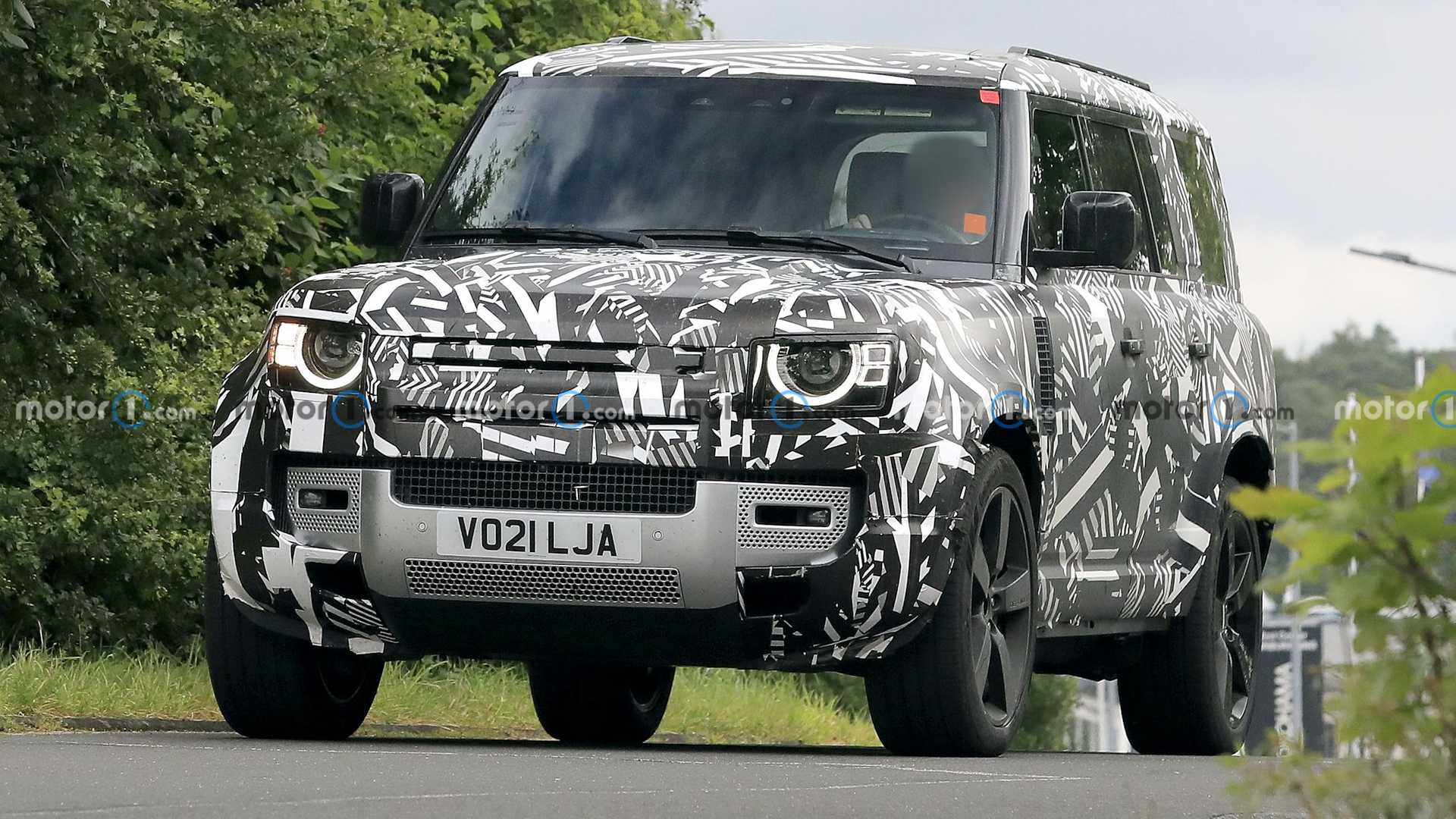 Luxury Is A Good Defense: If The New land Rover Defender Isn't Nice Enough For You, There's Another One Coming