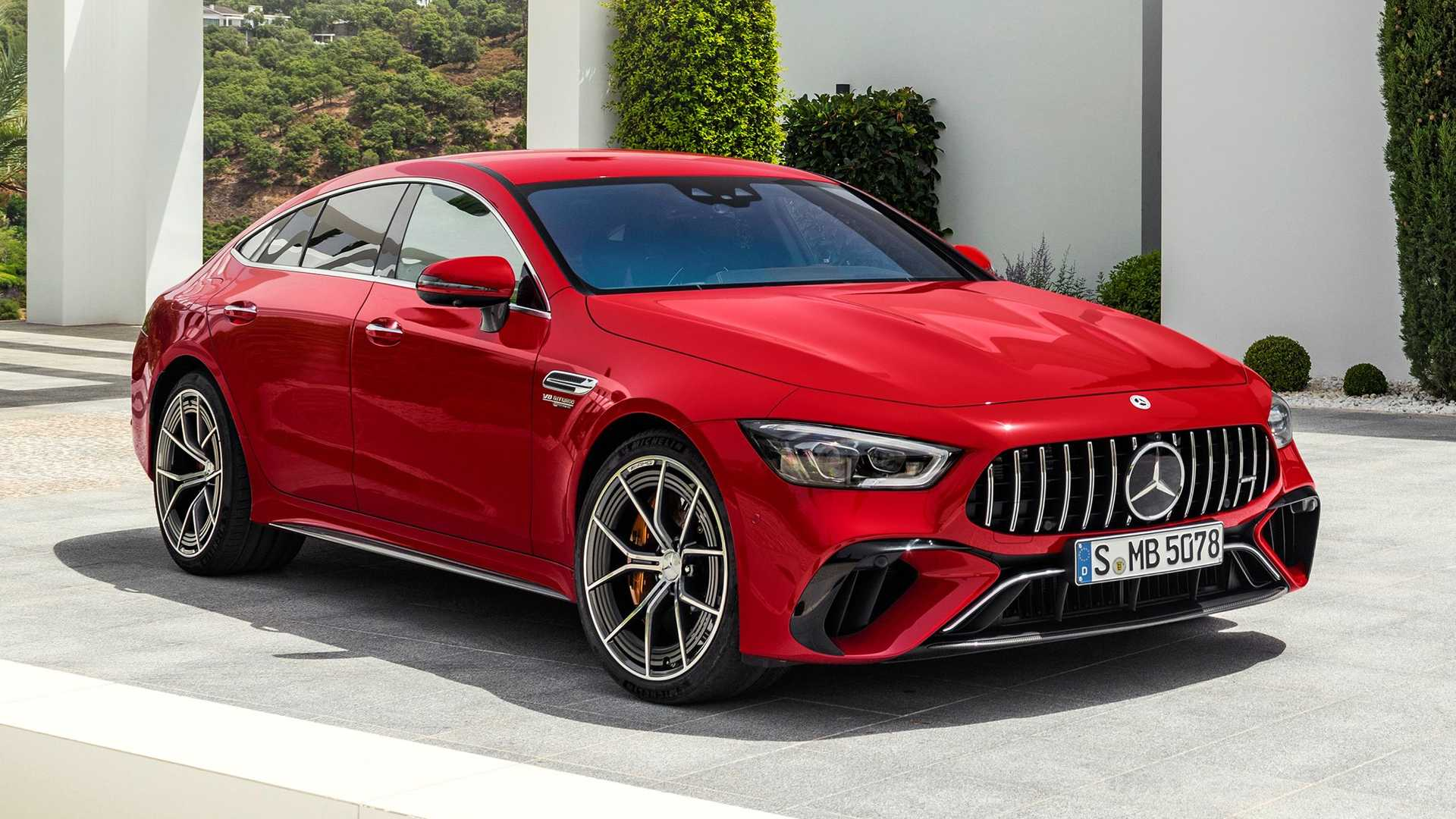 What If Mercedes Built Their Version Of A Hellcat? Oh Wait, They Are!