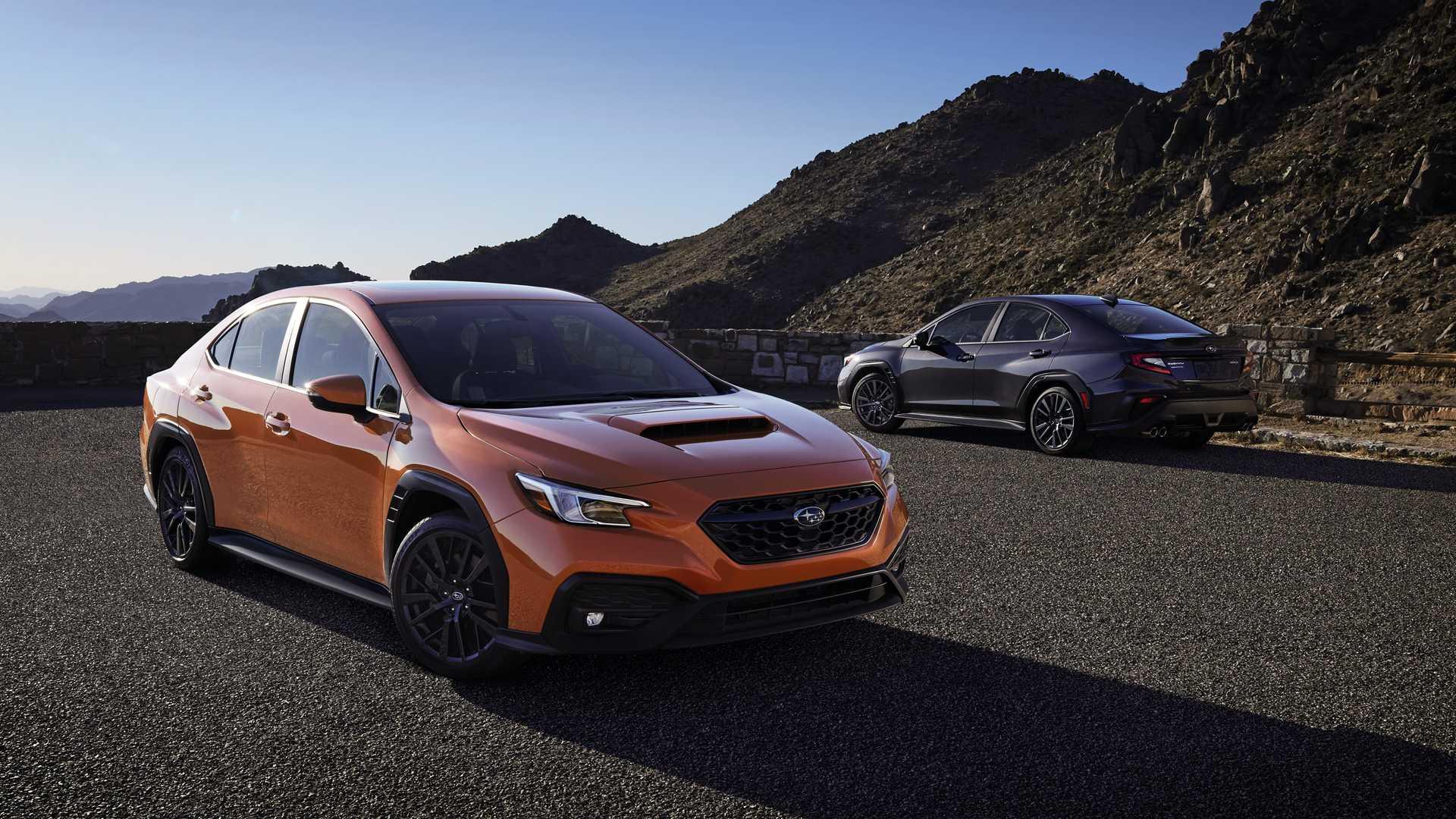 Cheap Fun Redux: The All-New 2022 Subaru WRX Is Still Built Tough For Fun On A Budget