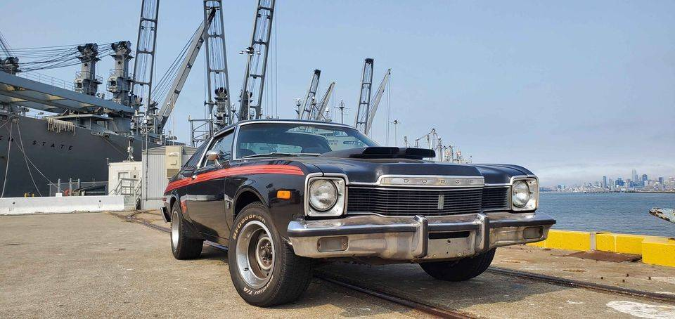 Another Weird But Rare Mopar For Sale: This 1977 Dodge Aspen RT 4-Speed T-Top Car Is Something Else