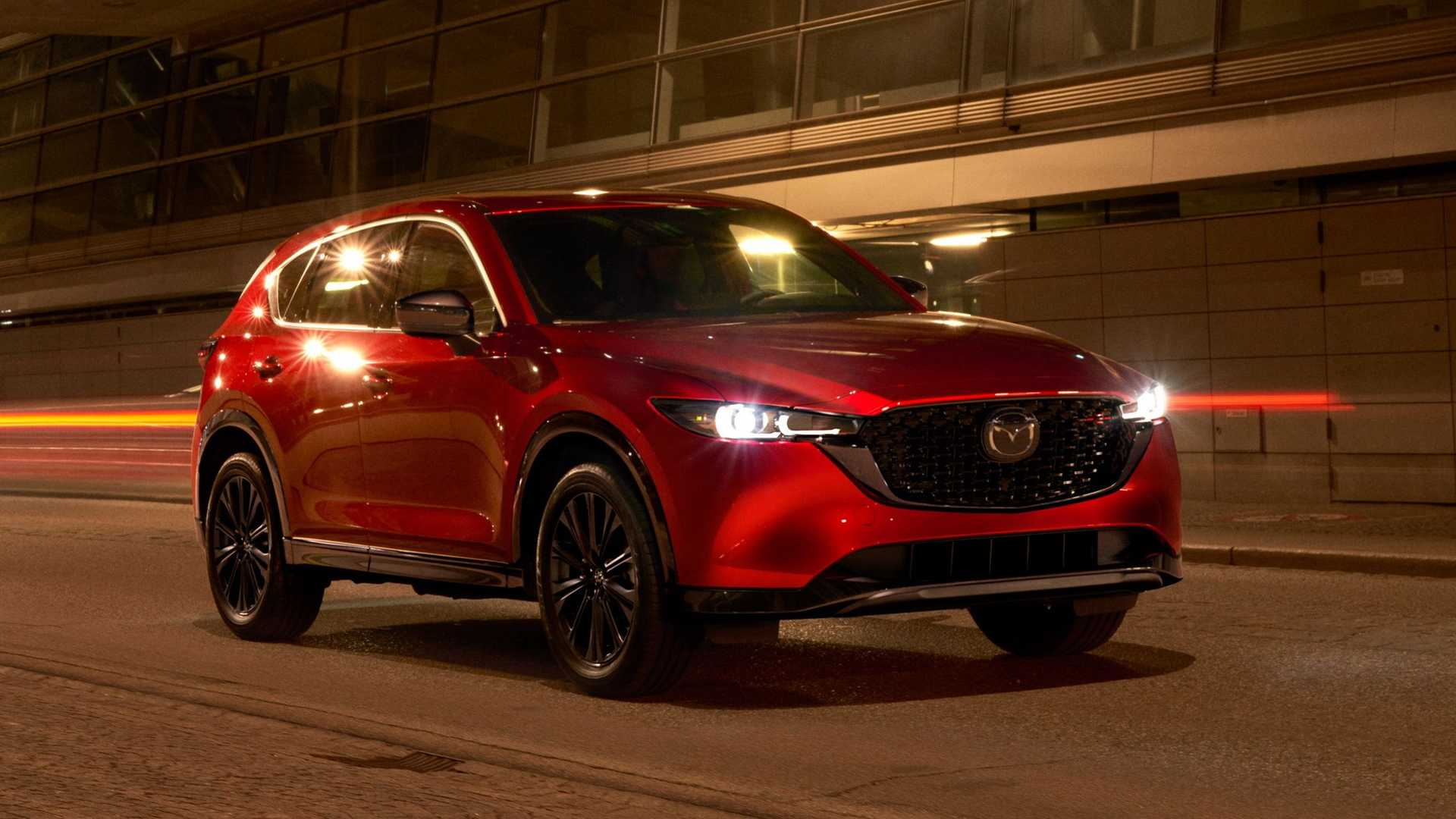 Leveled Up: Mazda Has Revamped Its Crossover Line And The Newness Includes RWD And A Turbocharged Inline Six
