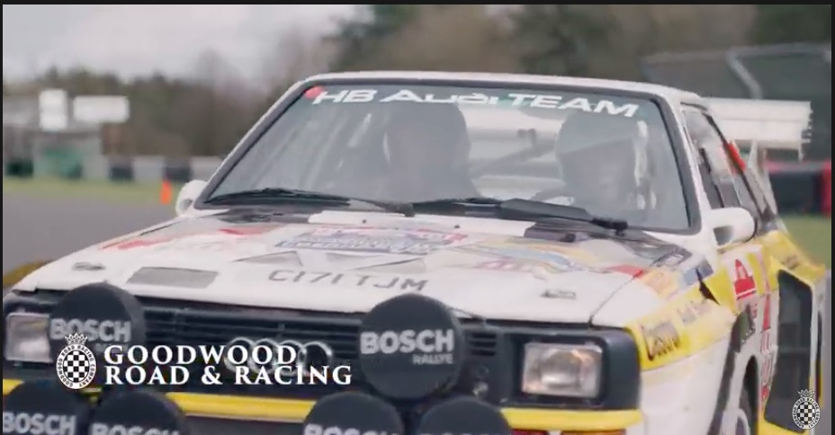 Awesome Video: The Story Of British Rally Hero Dave Kedward And His Audi Quattro Group B Beast