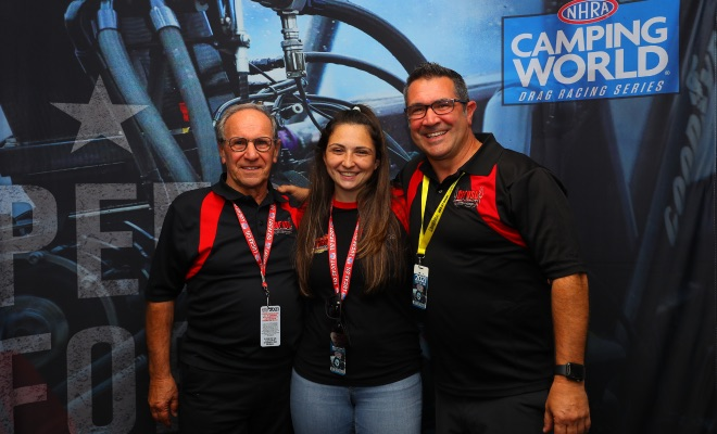 Drag News: Camrie Caruso Set To Become Second Female Full Time Pro Stock Racer In NHRA History Starting In 2022