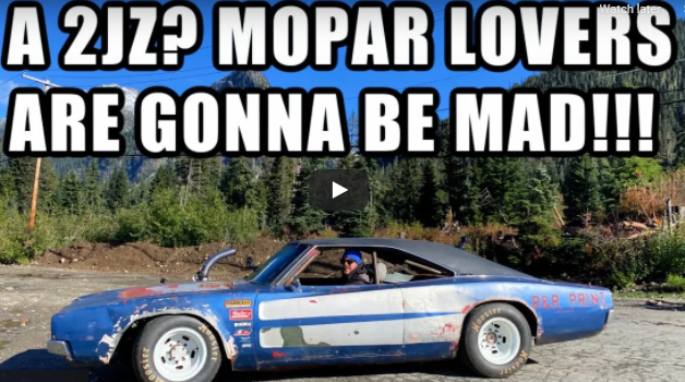 Death Metal Charger Road Test! This 2JZ Swapped Death Trap Is Ready For Rev-Limiter Burnouts!