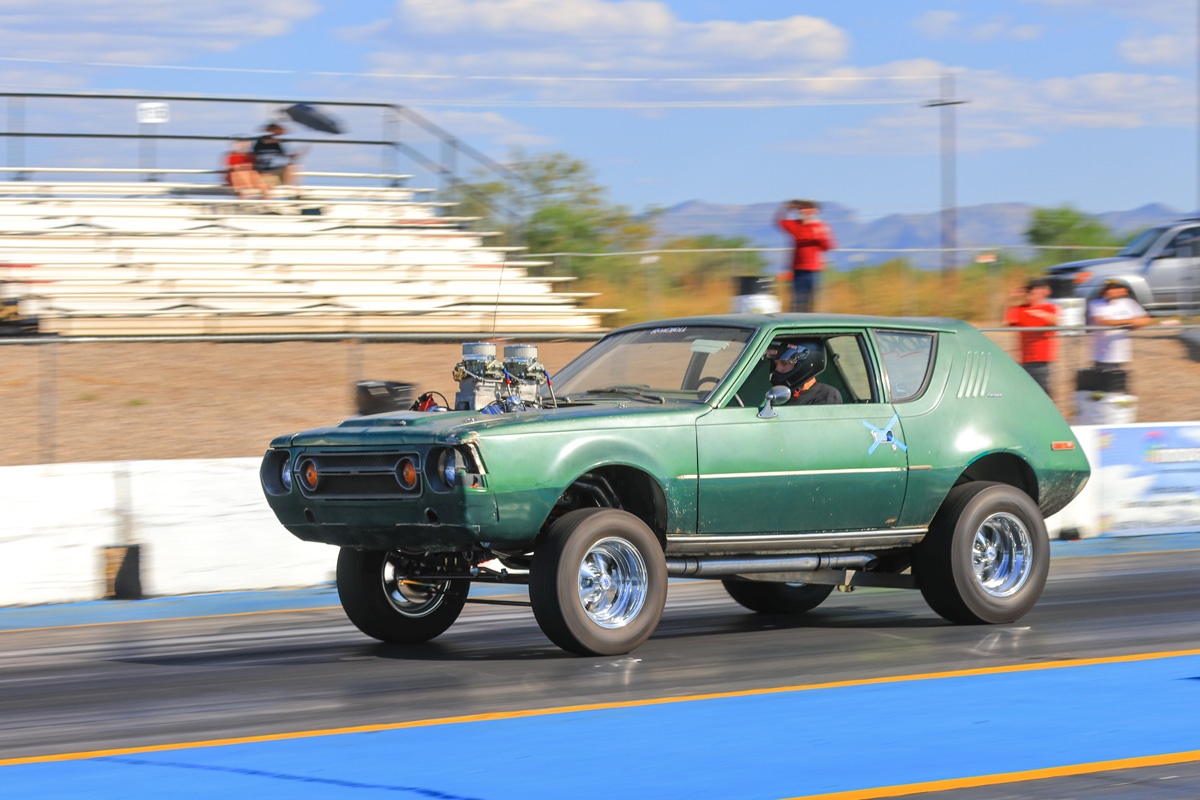 Duct Tape Drags 2021 Action Photo Fun: Our Last Blast Of Images From The Wacky Drags In Tucson