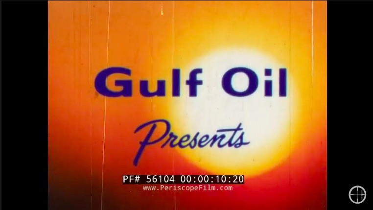 Vintage Film: This 1950s Gulf Oil Short Gives A Glimpse Into How Small Wells Filled The Pipeline