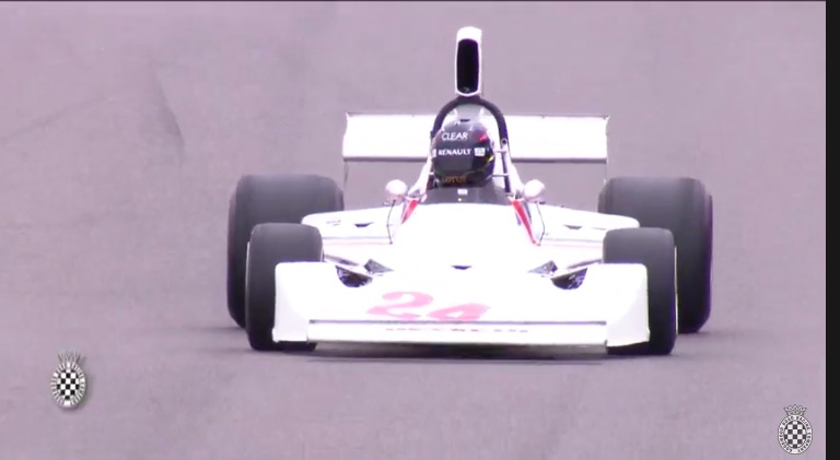 Legends On The Fly: Check Out These 10 Historic and Beautiful F1 Cars At Goodwood