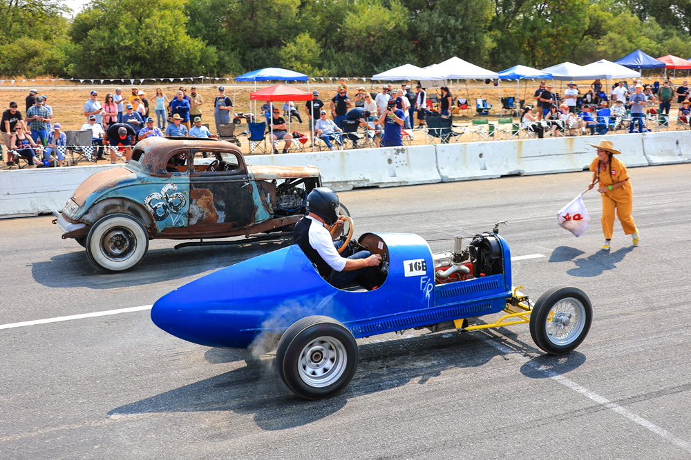 RPM Nationals Photos: More Killer Traditional Hot Rods And Racers!
