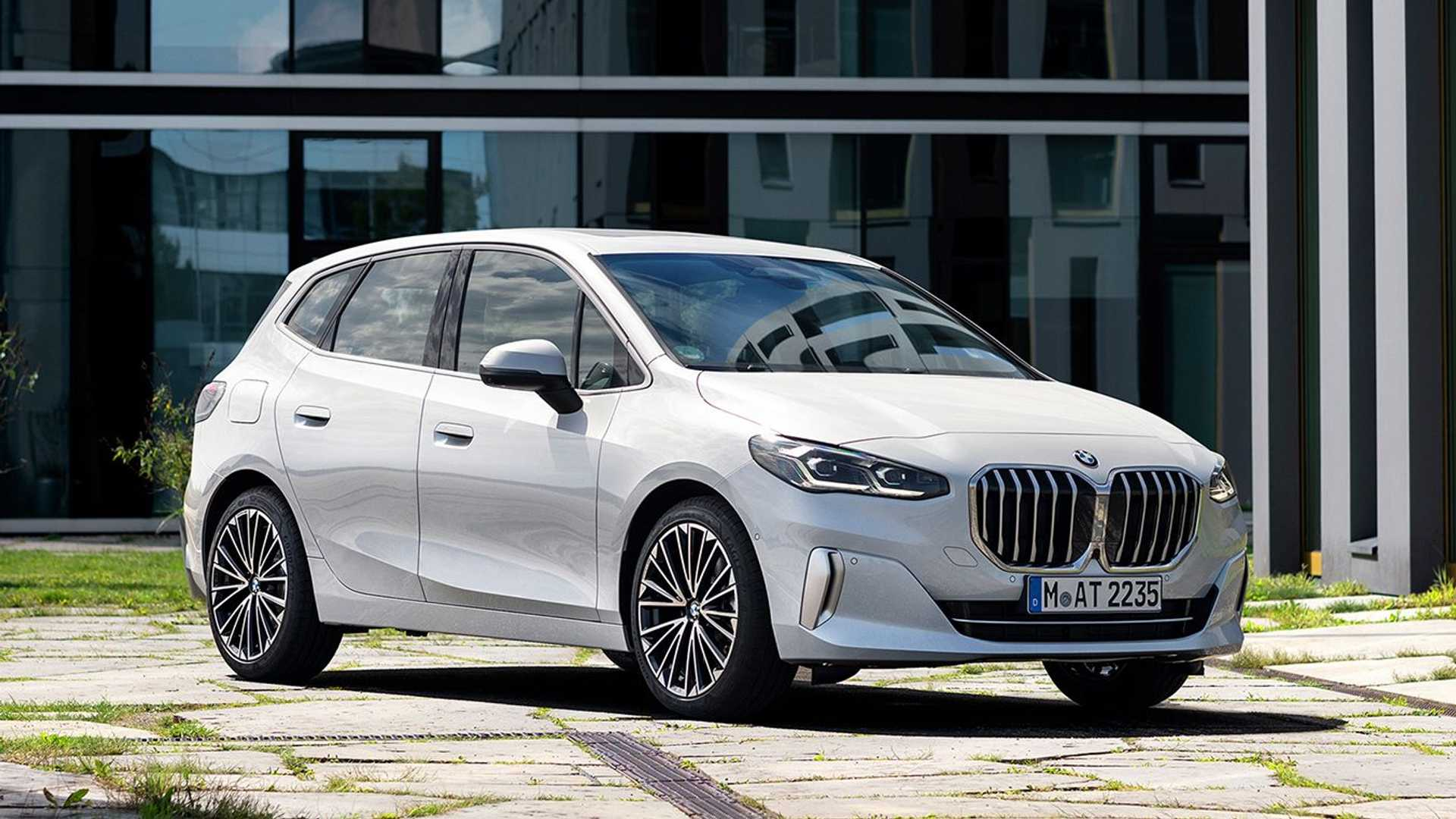 So Uncool It's Actually Cool? The BMW 2-Series Active Tourer Is An Interesting Next Step For Piston Powered BMWs