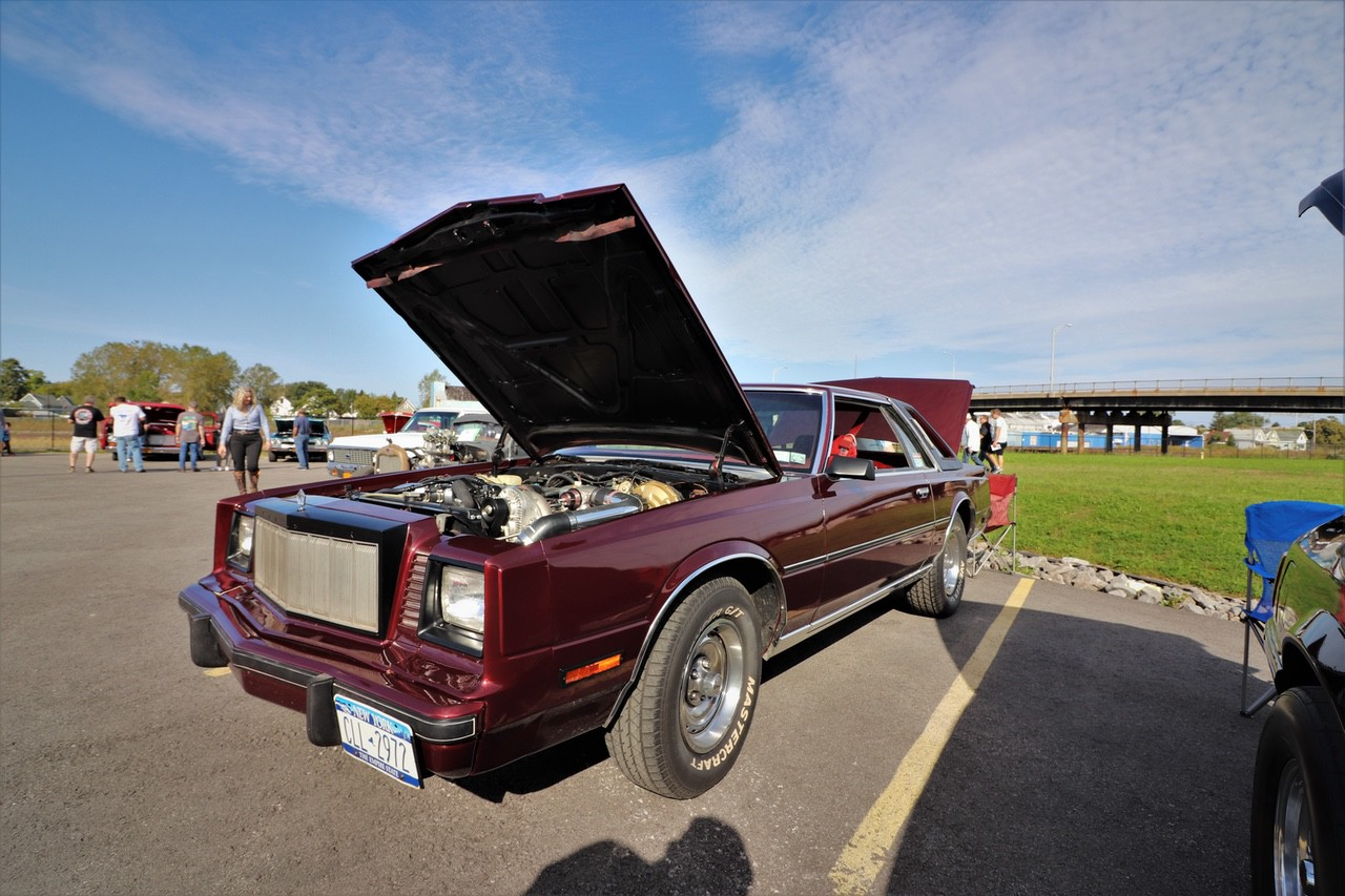 Everything Wrong, Done Right: This Paxton-Blown Slant Six 1981 Chrysler Cordoba Rules!
