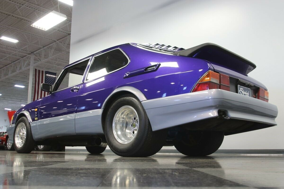 Dare To Be Different, Circa 1990: This 1987 Saab 900 Pro Street Build Is Truly Wild!